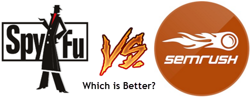 SEMrush vs Spyfu