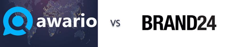 Awario vs Brand24