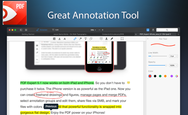 Great Annotation Tool
