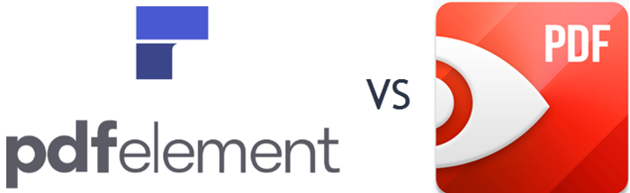 PDFelement vs PDF Expert
