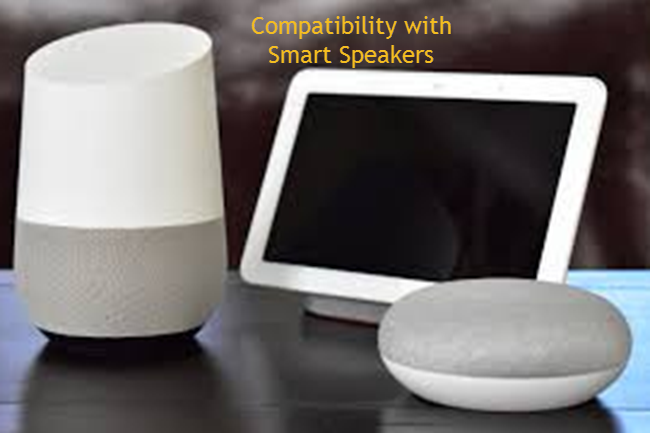 Compatibility with Smart Speakers