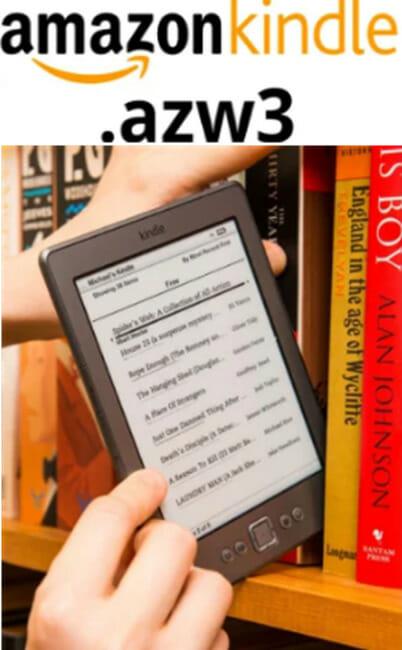Amazon azw3